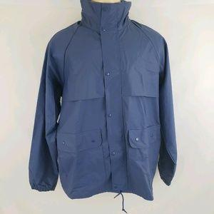 Charles River Womens Rain Jacket XL Mid Weight